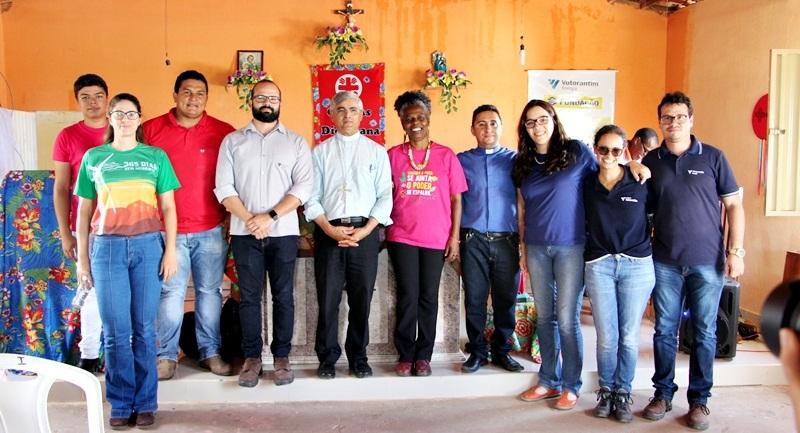 Projeto social fornece tecnologias de segurança hídrica, sanitária e alimentar a famílias de Curral Novo do Piauí